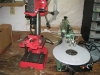 Drill Press and Scroll Saw